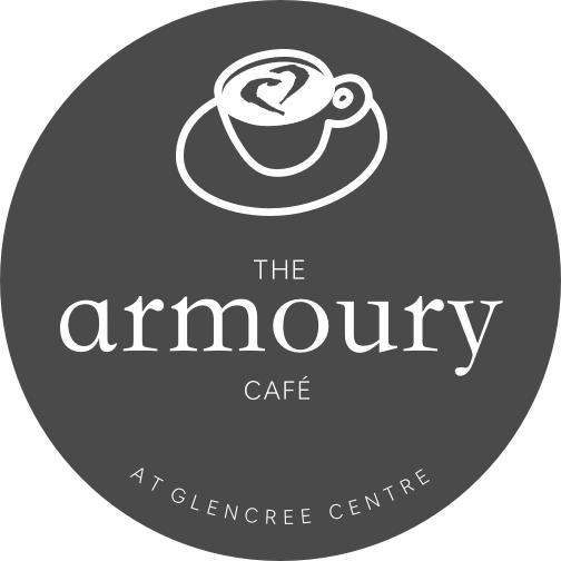 Armoury Cafe logo